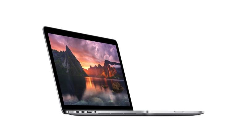 12インチRetinaディスプレイを搭載した「MacBook」はフラットな形状で2014年下半期に発売か!?