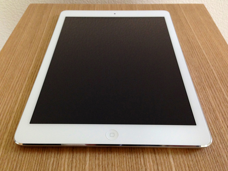 iPad Airを3ヶ月使ってみて思った9つのこと
