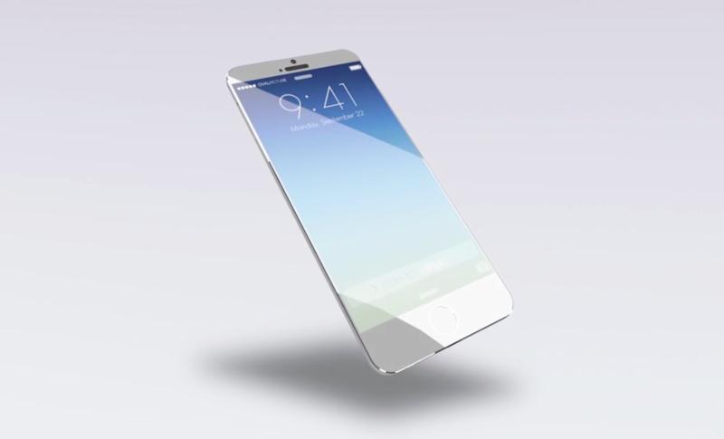 このiPhone6のコンセプト映像は素晴らしい!一見の価値あり!