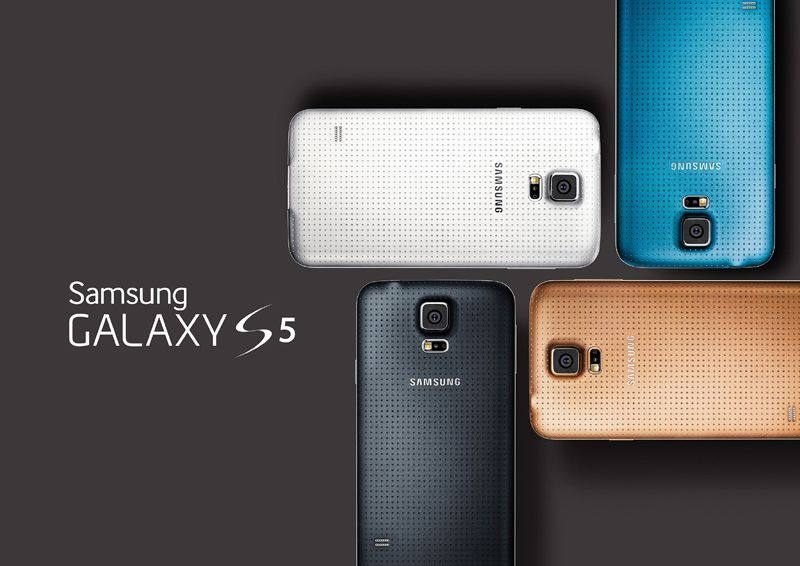 Galaxy S5のスペック、主な機能などをまとめてみた