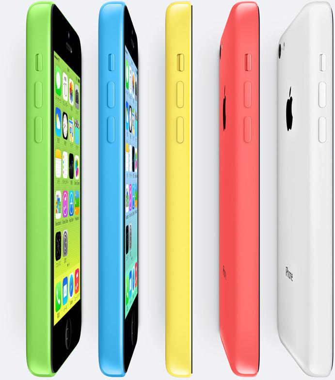 Apple、「iPhone5c」の8GBモデルを正式発表!