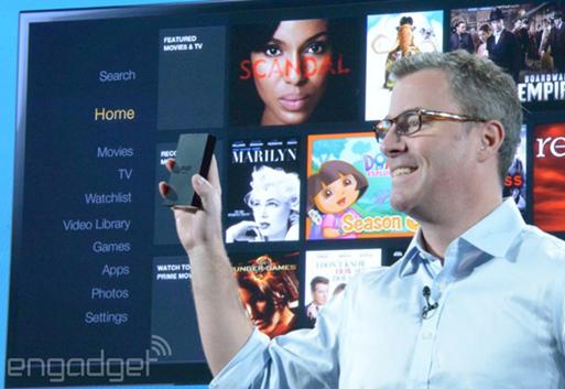 Amazon、「Amazon Fire TV」を正式発表!