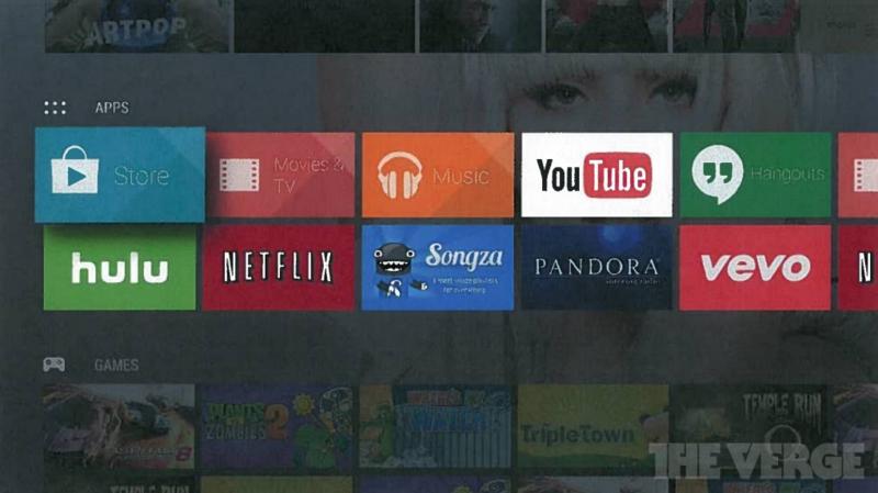 Googleがセットトップボックス「Android TV」を開発中