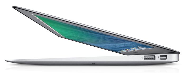 Haswell Refreshを搭載した次期「MacBook Air」は明日発売か!?