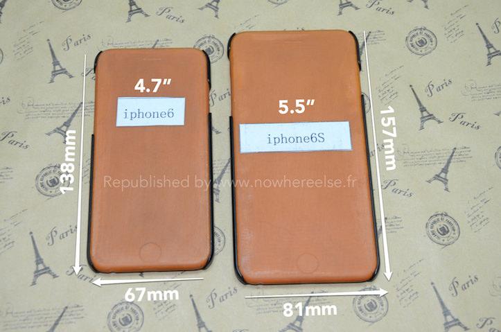 5.5インチの次期iPhoneのモックアップが公開!?