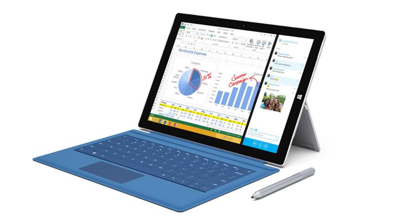 SurfacePro3を歴代SurfaceProやMacBook Airと比較して特徴をまとめてみた