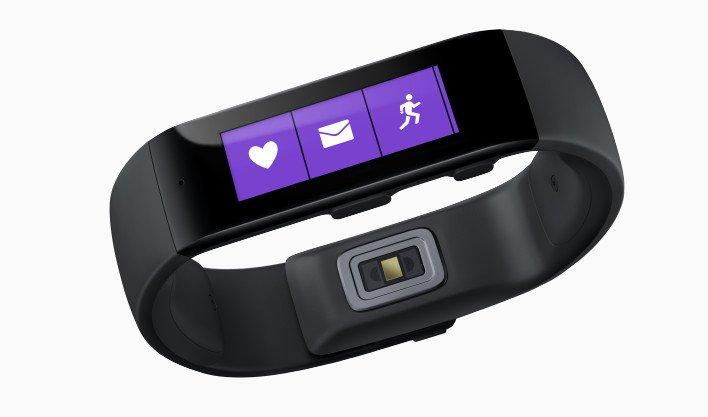 Microsoftがウェアラブル端末「Microsoft Band」を販売開始! iOSやAndroidとも連携可能!
