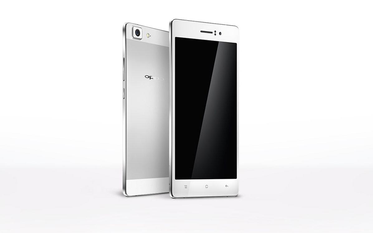 中国OPPOが世界最薄4.85mmのスマホ「OPPO R5」を発表!