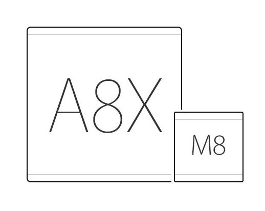 A8Xチップ