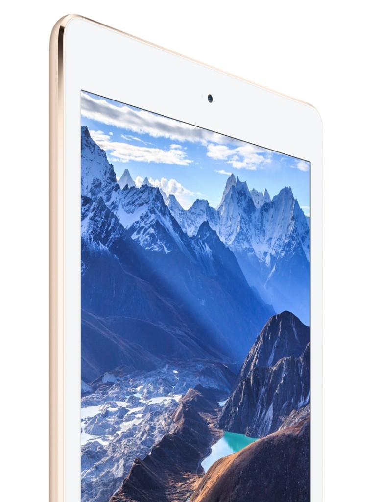iPad Air2-display