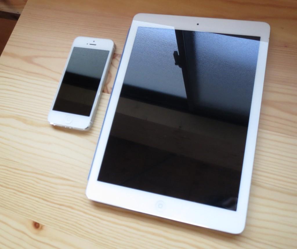 iPad hansha