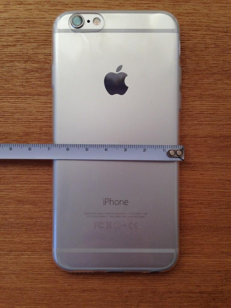 iPhone6case TPU size-1