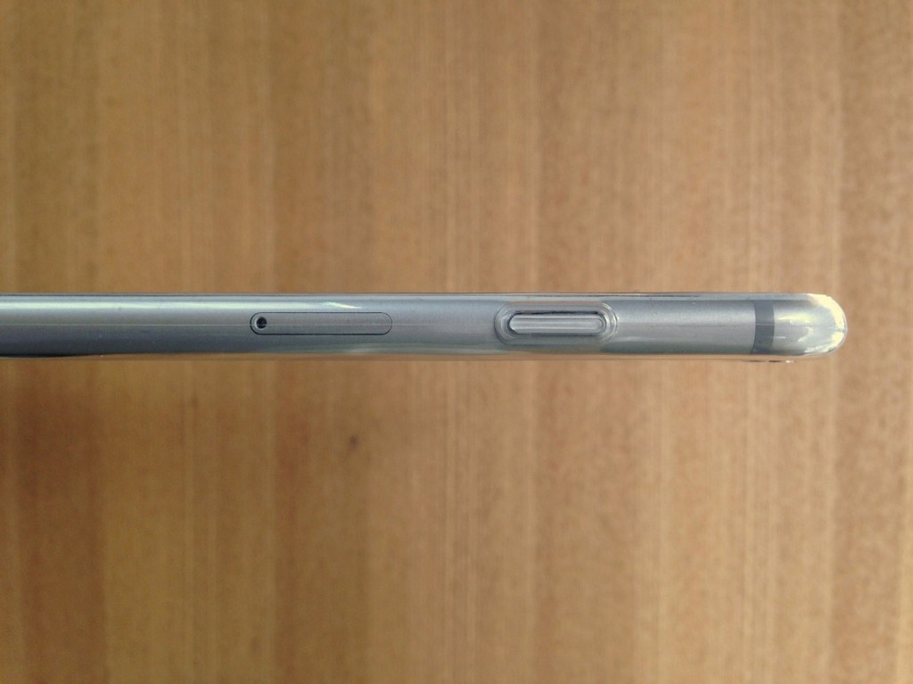 iPhone6case TPU-thickness