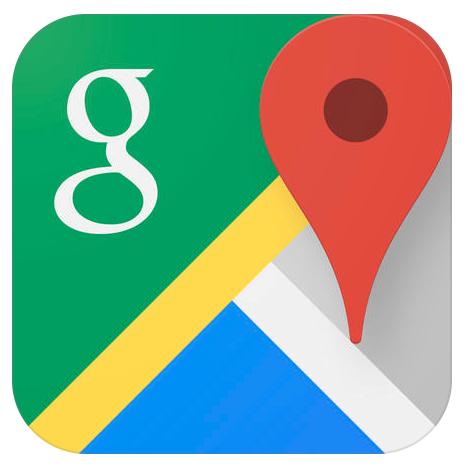 デザインが一新された「Google Maps 4.0」がリリース!iPhone6の解像度に対応!旧バージョンと比較してみた