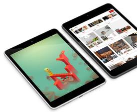 どう見てもiPadなNokiaのAndroidタブレット「Nokia N1」をiPad mini 3と比較してみた