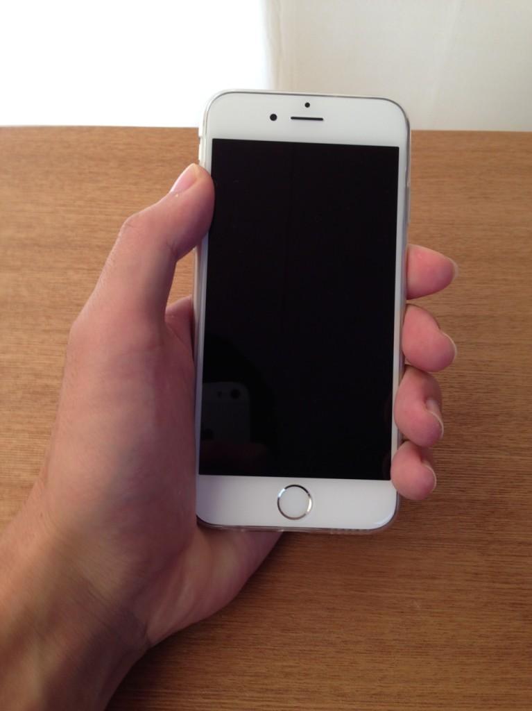 iPhone6case TPU-moti
