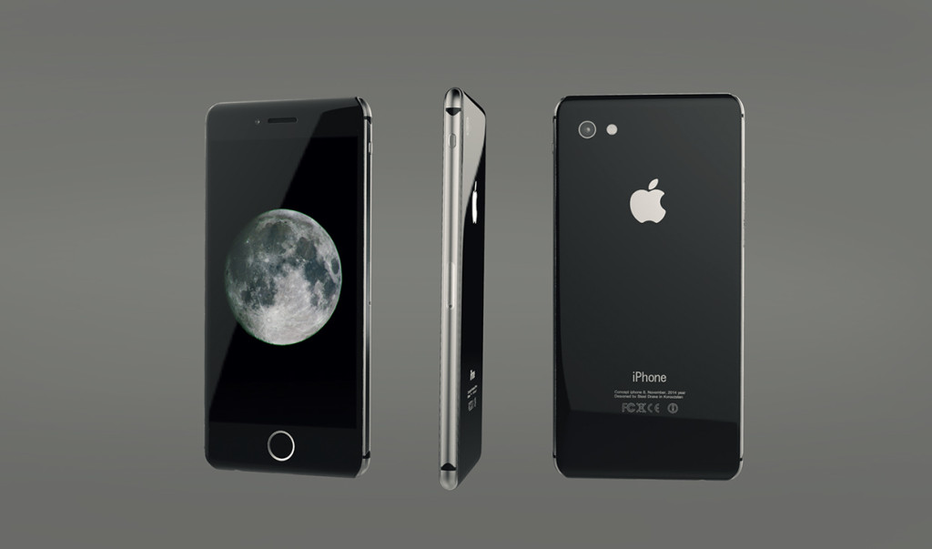 iPhone8 concept1