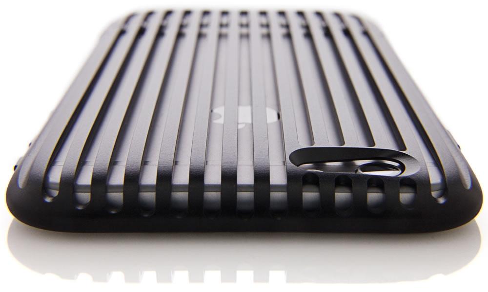 15万円するジュラルミン素材のiPhone6ケース「The Slit」のこだわりがすごい