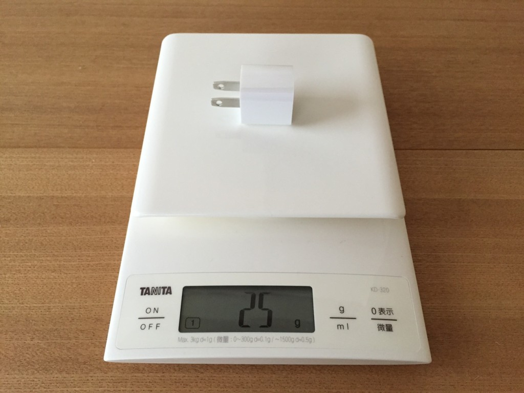 weight-ACadapter_5W