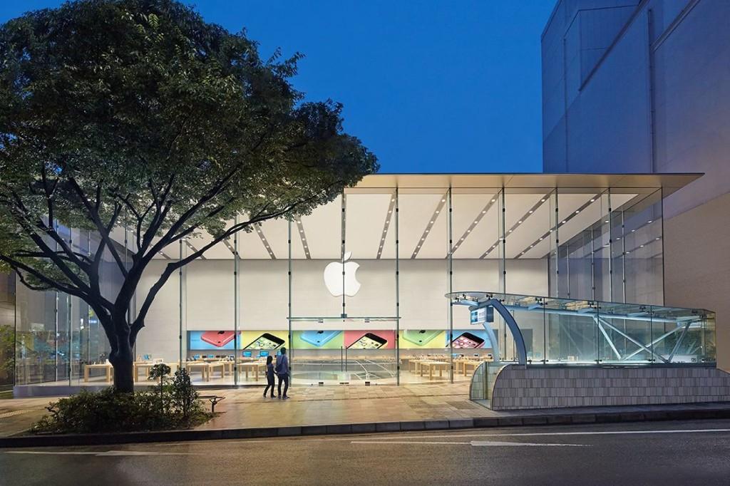 Apple Store-omotesando