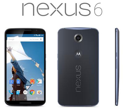 日本で「Nexus 6」が発売開始!Google Playでは即完売!?