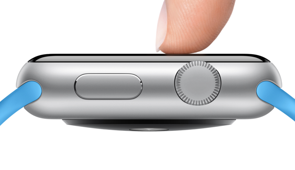 Apple Watch-Force Touch