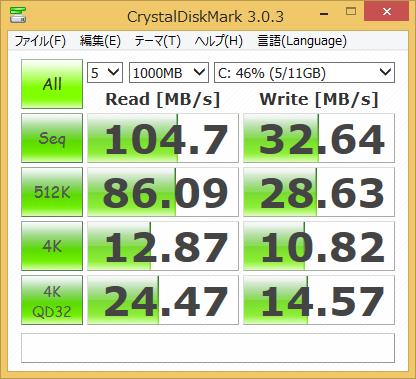 DG-D08IW diskspeed