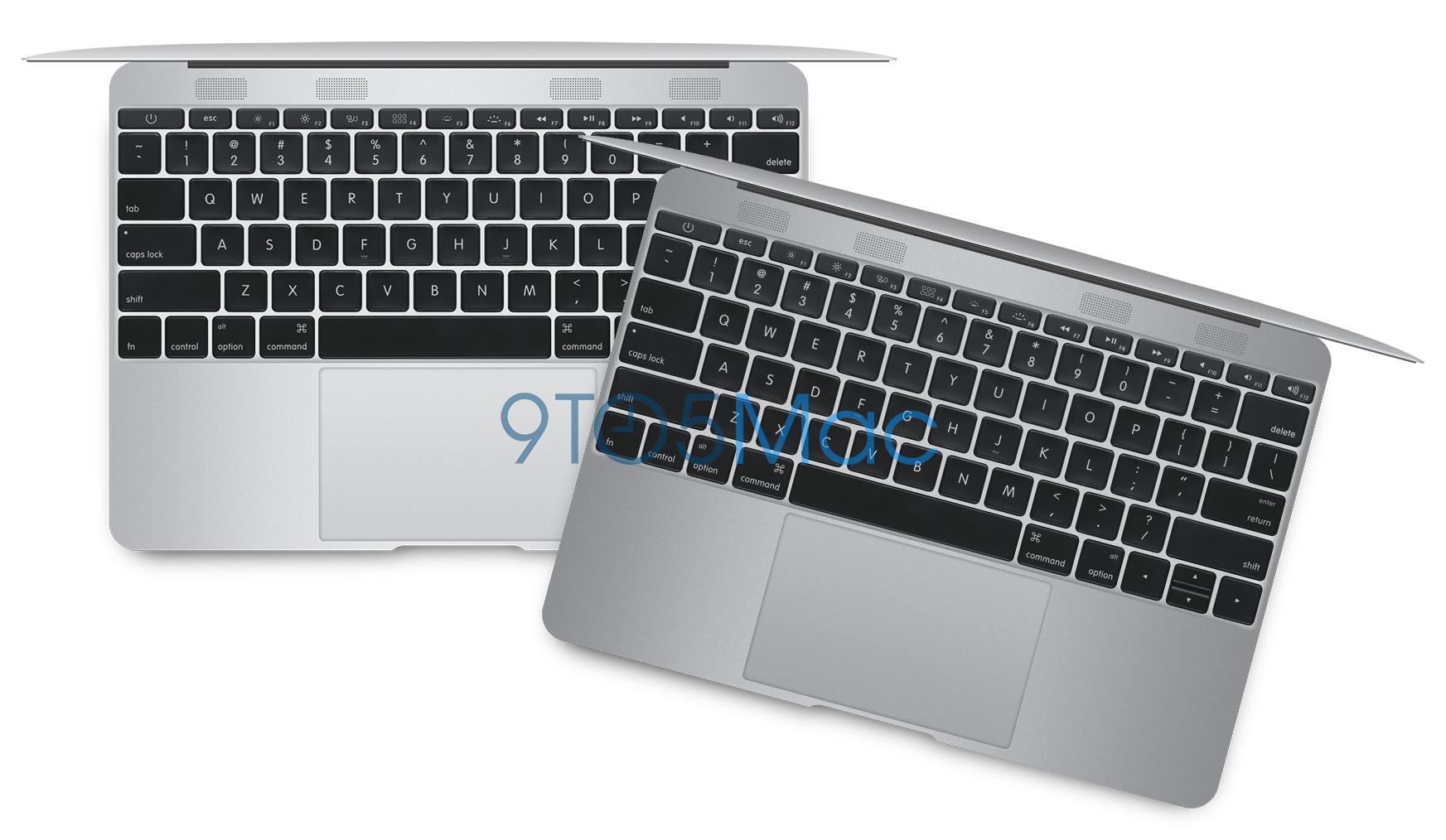 12インチ新型MacBookに限りなく近い外観の画像が公開!?USB3.1 Type-Cを一つだけ搭載?