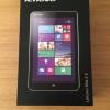 Lenovoの8インチWindowsタブレット「Miix 2 8」外観レビュー、付属品重さ測定