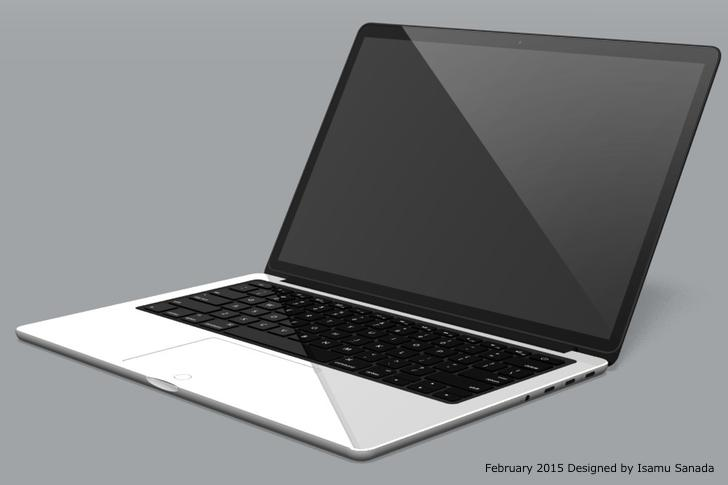 New MacBook concept-1