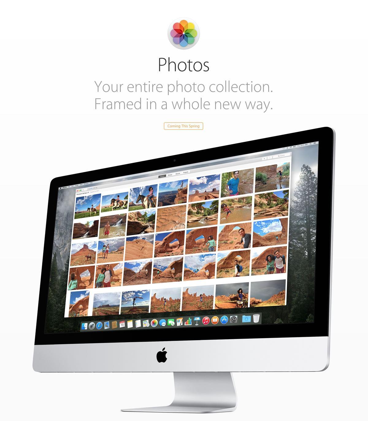 「OS X Yosemite 10.10.3」のbeta版が開発者向けにリリース!新たな「Photos」アプリを搭載!