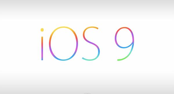 iOS 9-concept