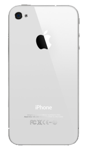 iPhone4s back