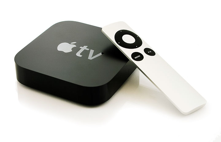 Apple TV-s