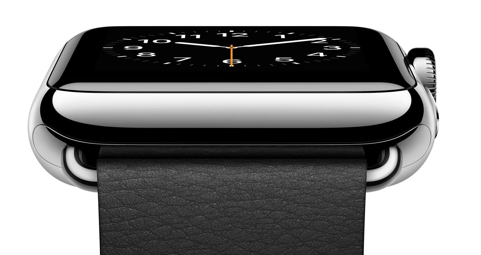 Apple Watch-black band