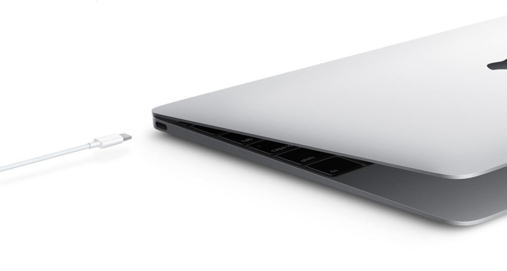 MacBook 12 USB Type-C