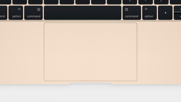 MacBook 12inch-trackpad