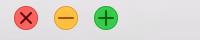 OS X Yosemite window-saidai