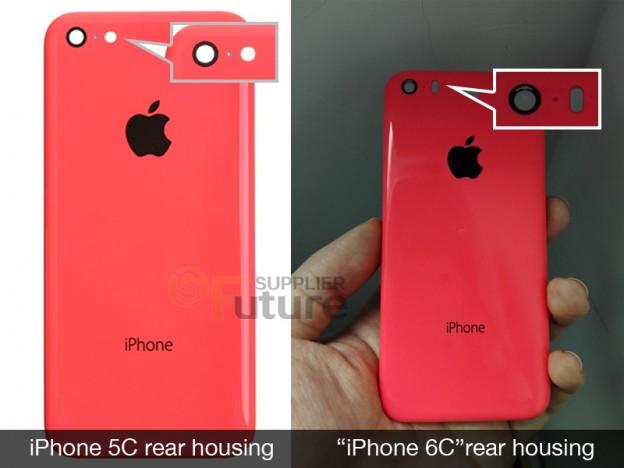 やはり次期iPhoneには4インチモデルが存在か!?4インチiPhone6cの画像が流出!