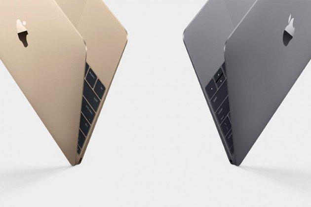 12インチMacBookが正式発表!Retinaディスプレイ搭載で超薄型、超軽量、ゴールド、スペースグレイ、シルバーの3色展開に!
