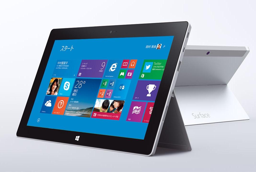 Core MまたはAtomを搭載したファンレス仕様な「Surface 3」が来月発表か!?