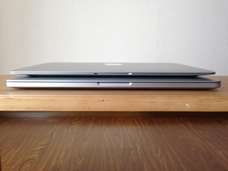 MacBook Air 11 & Pro Retina 13-2