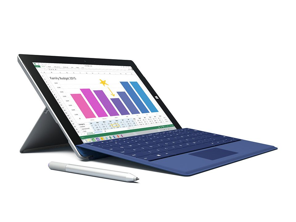 Surface 3-1