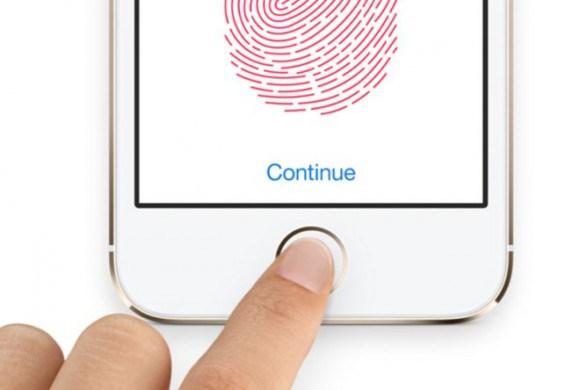 Apple、Touch IDに特定の指紋で触れると写真撮影などを行う特許を取得