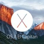 OS X 10.11.6が正式リリース!安定性、互換性、セキュリティ改善など