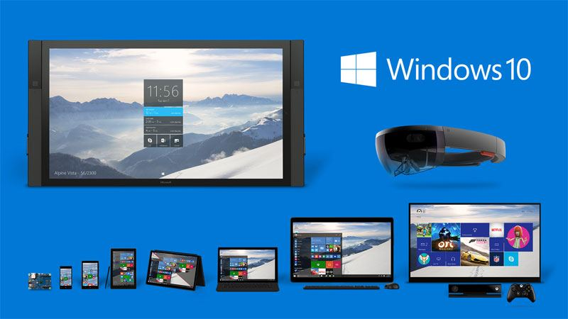Windows10-device