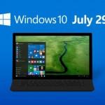 Windows10は7月29日に発売決定!無償アップグレードも同日から