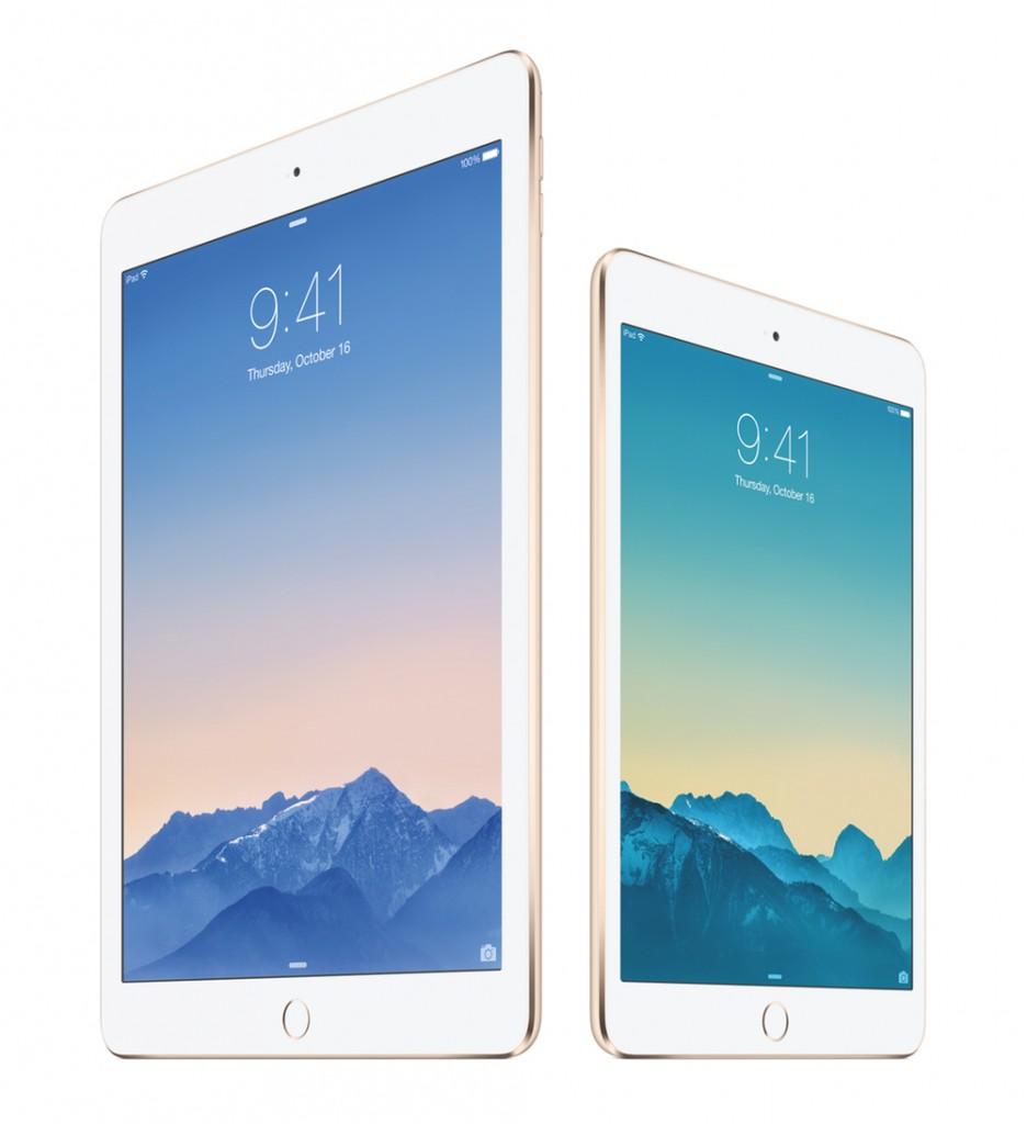 iPad Air&mini