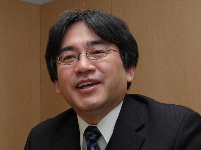 iwata satoru