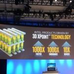 3D XPointを採用したSSDはサーバー向けSSDより7倍速い!?メモリとしても機能する模様